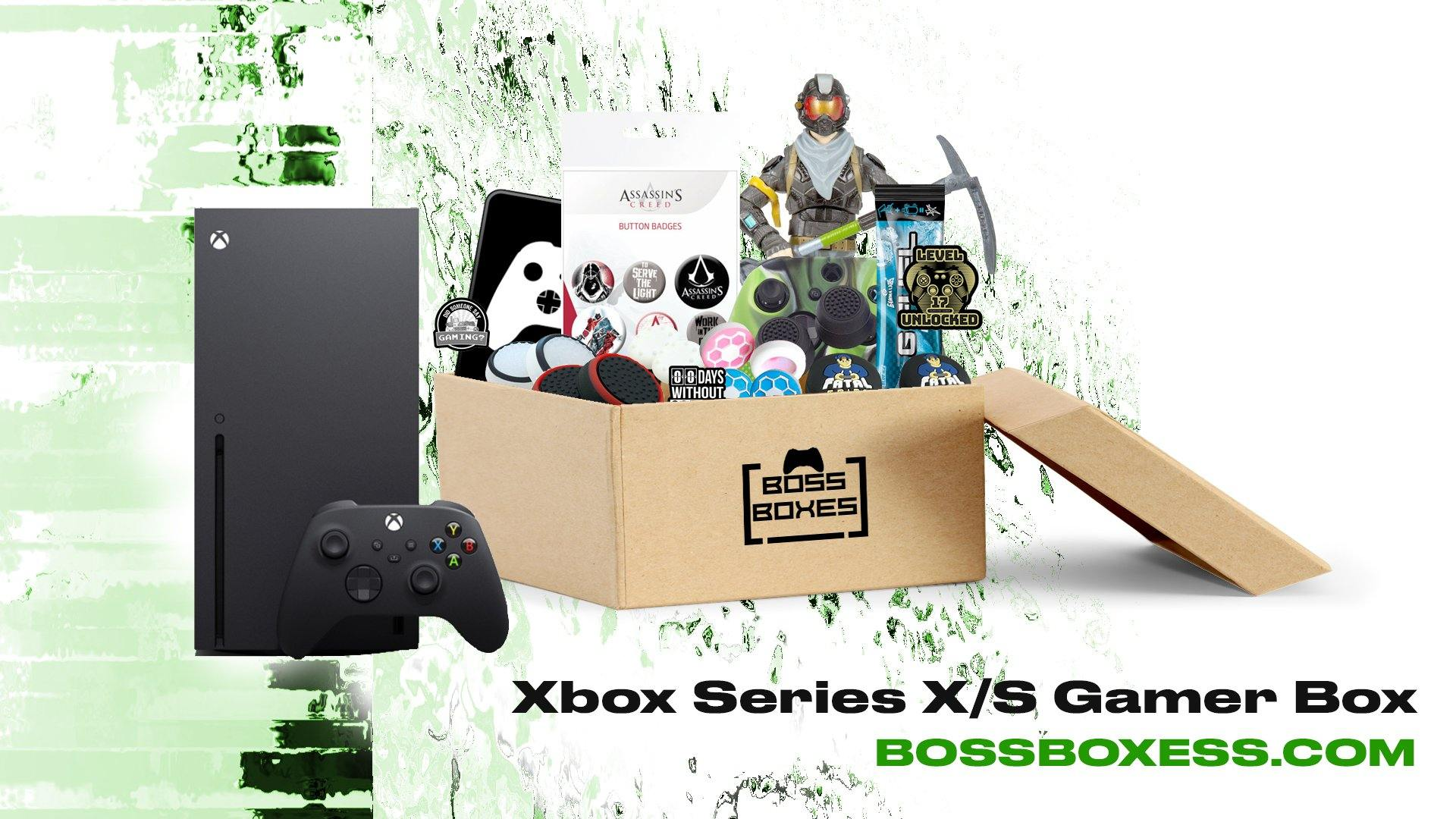 Xbox Series X/S Gamer Box