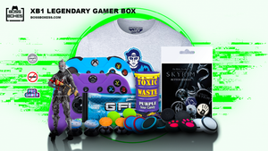 Legendary Gamer Box Xbox One - Fatal Grips