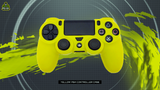 FATAL GRIPS | YELLOW PS4 CONTROLLER CASE - fatalgrips