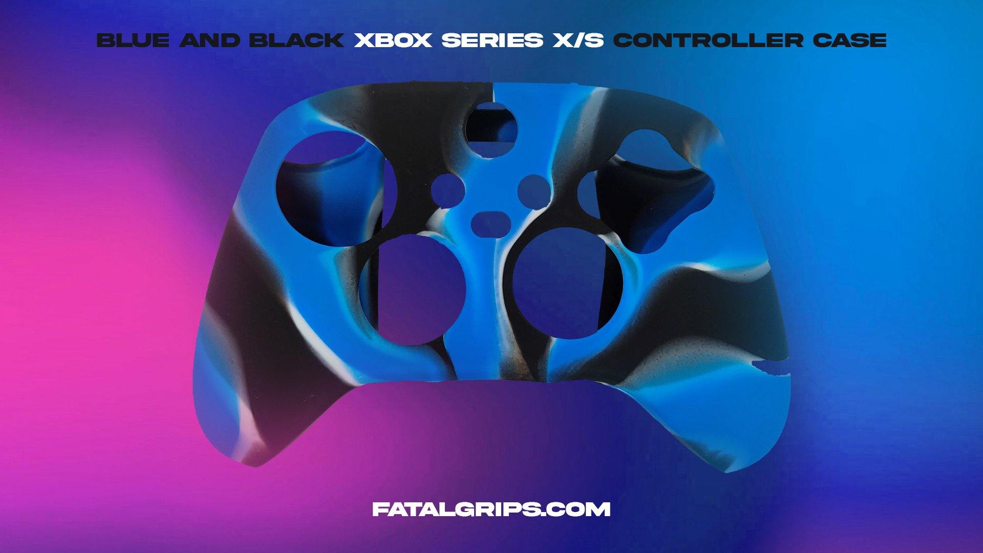 Deep Blue/Black Xbox Series X/S Controller Case