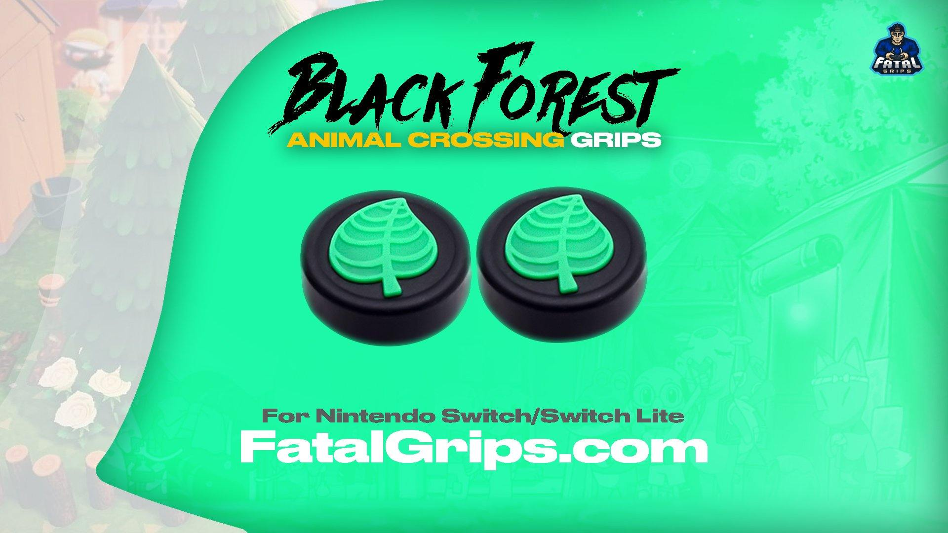 Black Forest Animal Crossing Grips