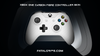WHITE CARBON FIBER WRAPS/SKINS FOR XBOX ONE S CONTROLLER - Fatal Grips
