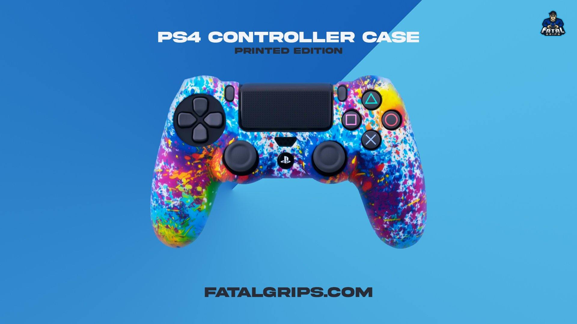 Infinite Paint PS4 Controller Case - Fatal Grips
