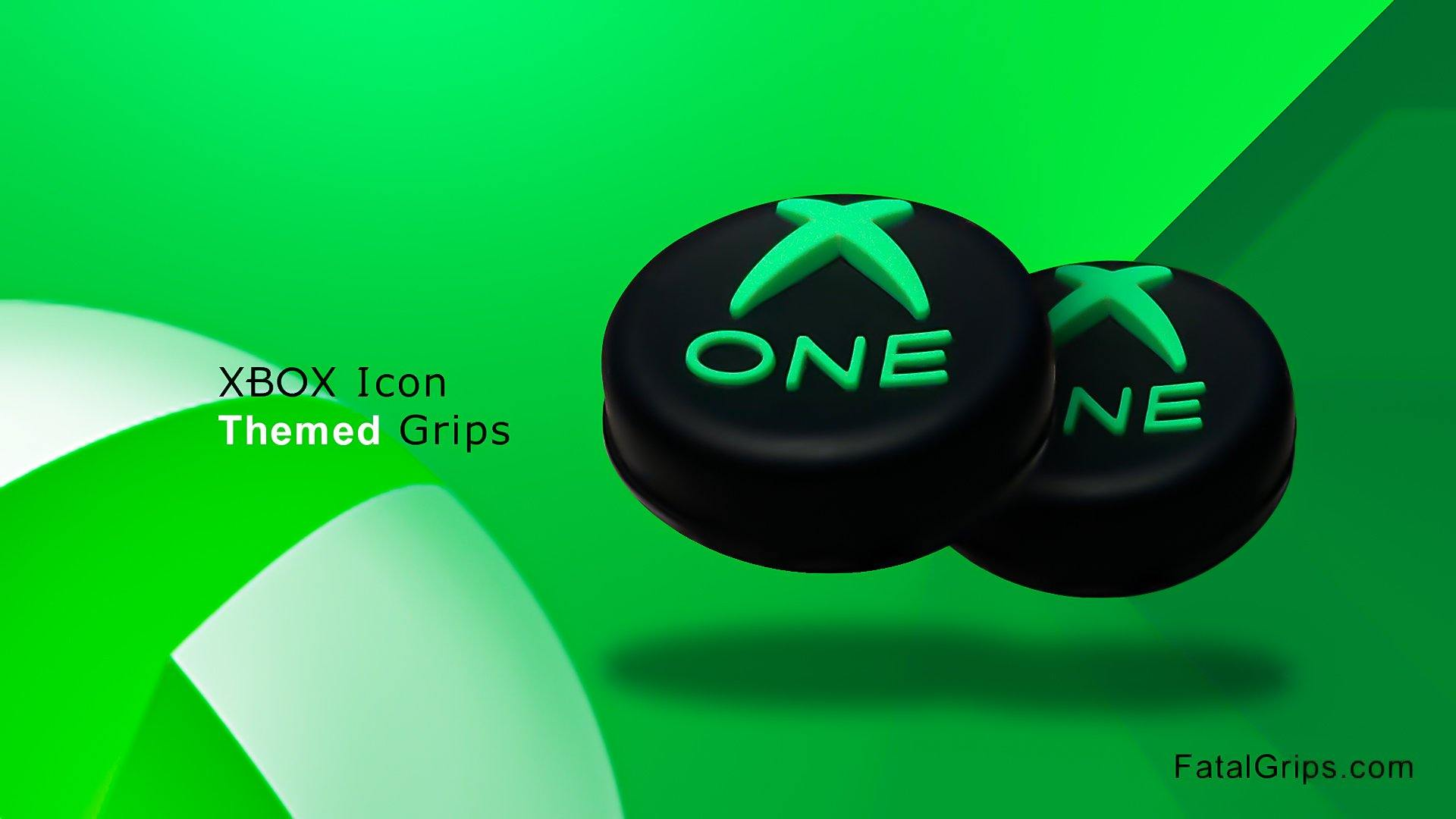 Xbox Icon Themed Grips - Fatal Grips