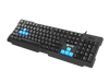 Fury Gaming Keyboard Hornet - fatalgrips