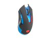 Fury Gaming Mouse Predator 4800DPI With Software - Fatal Grips