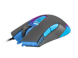 Fury Gaming Mouse Predator 4800DPI With Software - fatalgrips