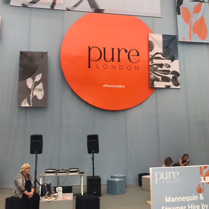 Over 700 Fashion Brands at Pure London