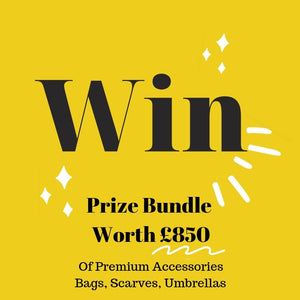 COMPETITION TIME! WIN £850 Prize Bundle of Premium Accessories