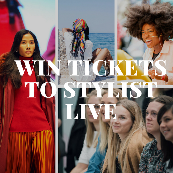 WIN 1 of 5 PAIRS OF TICKETS TO STYLIST LIVE 2017