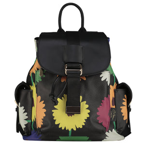 Backpack - Multi Bloom Dark