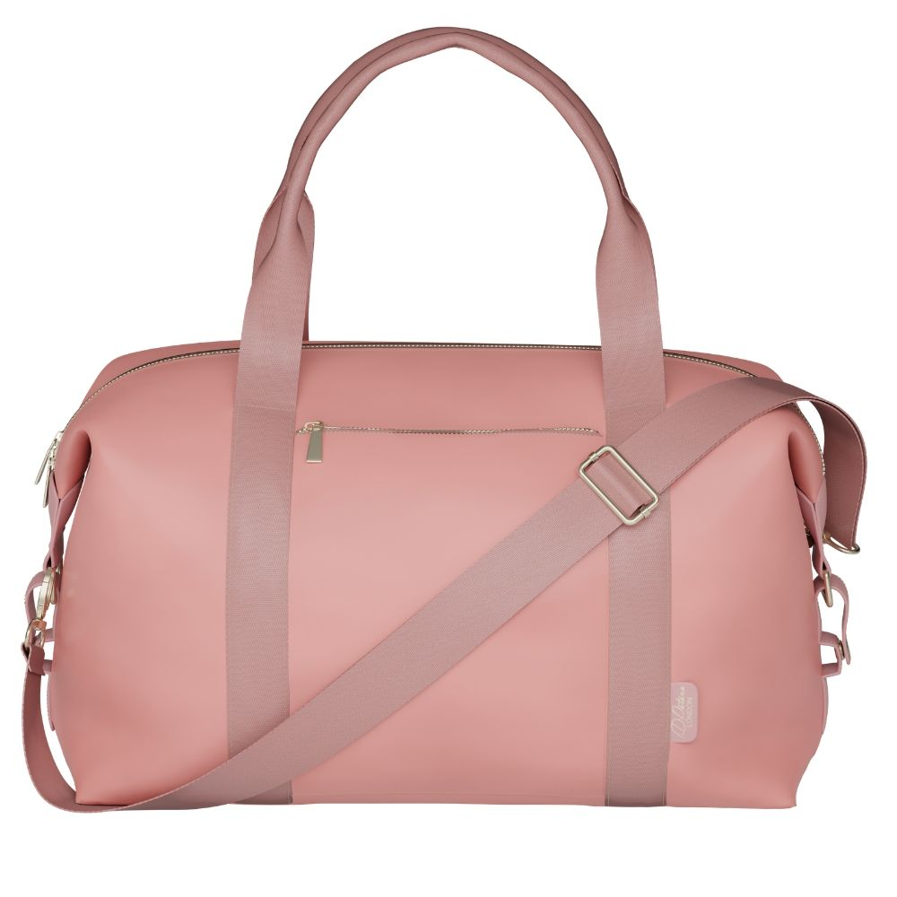 duffle bag pink travel accessories