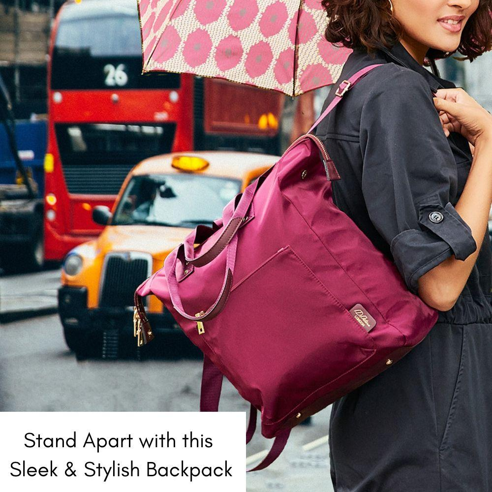 Travel backpack for women rucksack