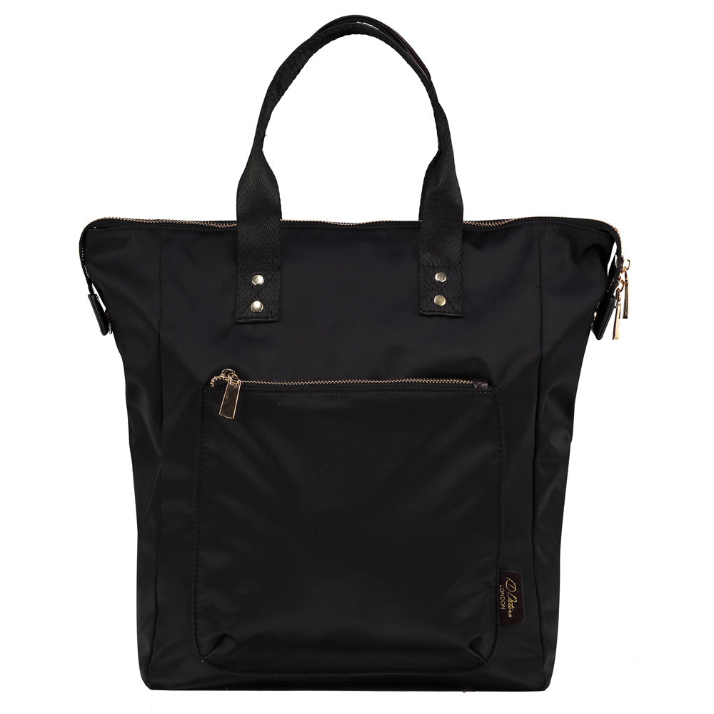 backpack black womens