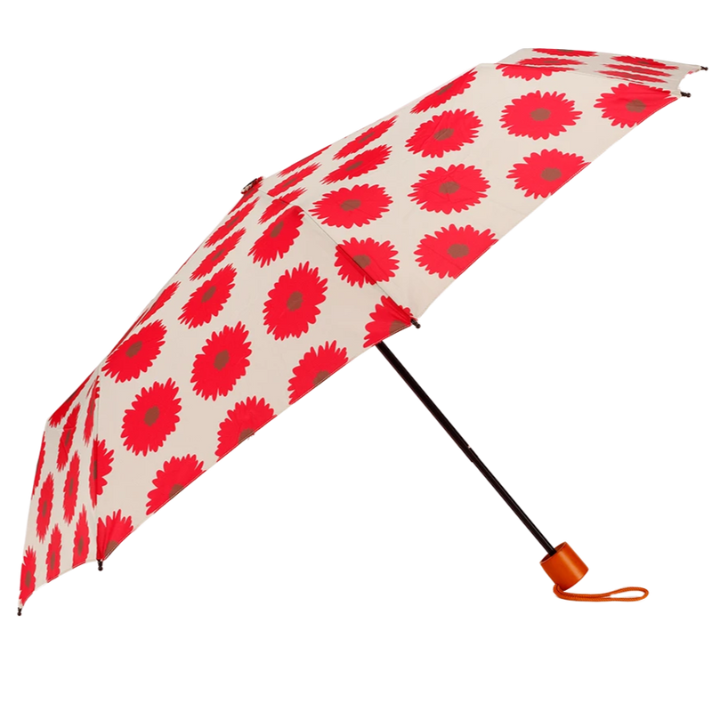 Windproof Umbrella in Plum Bloom Folding Umbrella