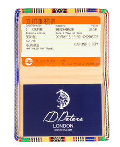 oyster card holder travel card wallet