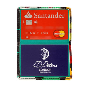 2 fold oyster cardholder travel card