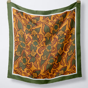 silk scarf for women with gift box