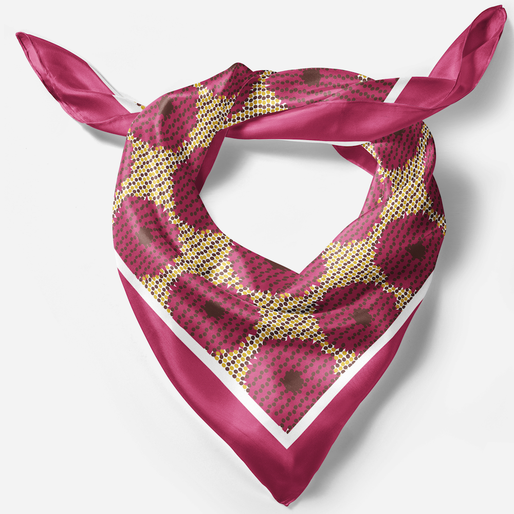Best Scarves for Women silk square
