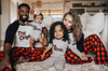 The Original, The Remix, and The Encore® Matching Family Buffalo Plaid Pajama Sets