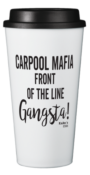 Mugs-Carpool Mafia - KaAn's Designs