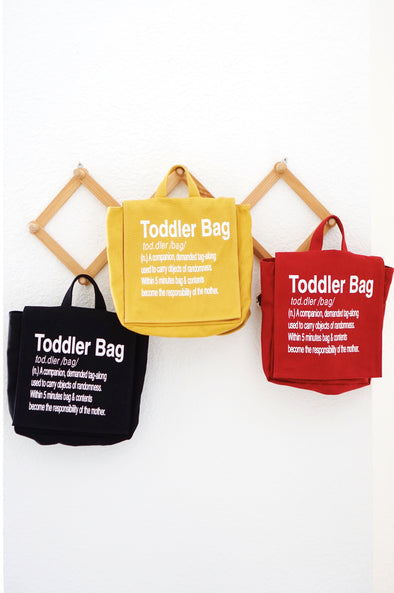 Toddler Definition Backpack