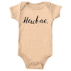 Baby - Newbae Infant Bodysuit (Peach)