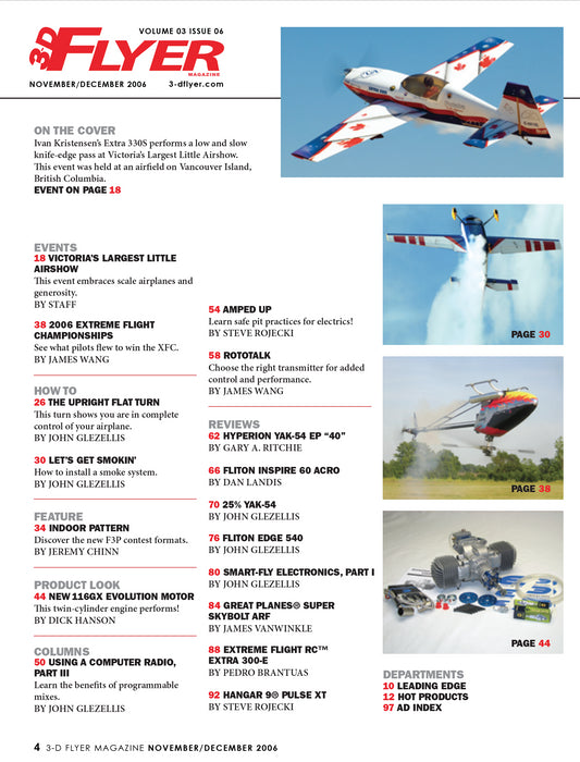 RC-SF - 2006 (Vol-03-06 November/December - 3D Flyer)