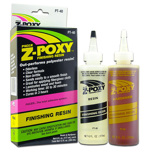 ZAP Z-POXY FINISHING RESINS