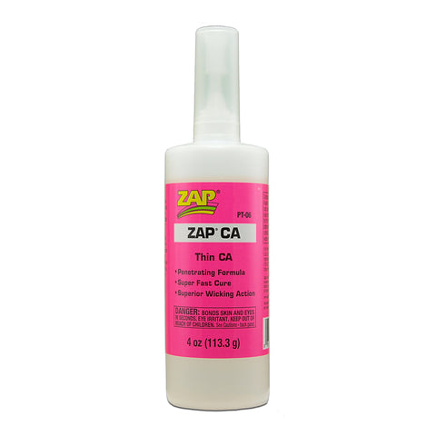 ZAP CA (Pink Label) Thin Viscosity
