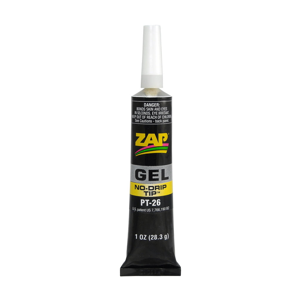ZAP GEL CA Extra-Thick Viscosity