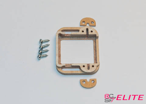 RCSF Elite - E20CHS - Servo Frame without Bearing