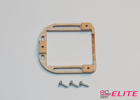 RCSF Elite - E26CHR - Servo Frame without Bearing