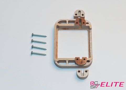 RCSF Elite - E80BHM - Servo Frame without Bearing