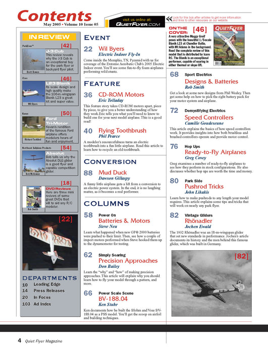 RC-SF - 2005 (Vol-10-05 May - Quiet Flyer)