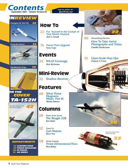 RC-SF - 2005 (Vol-10-09 September - Quiet Flyer)