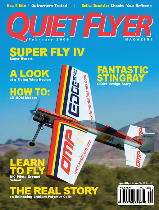 RC-SF - 2006 (Vol-11-02 February - Quiet Flyer)