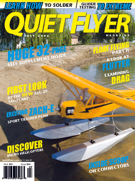 RC-SF - 2006 (Vol-11-07 July - Quiet Flyer)
