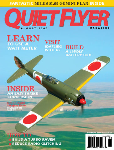 RC-SF - 2006 (Vol-11-08 August - Quiet Flyer)