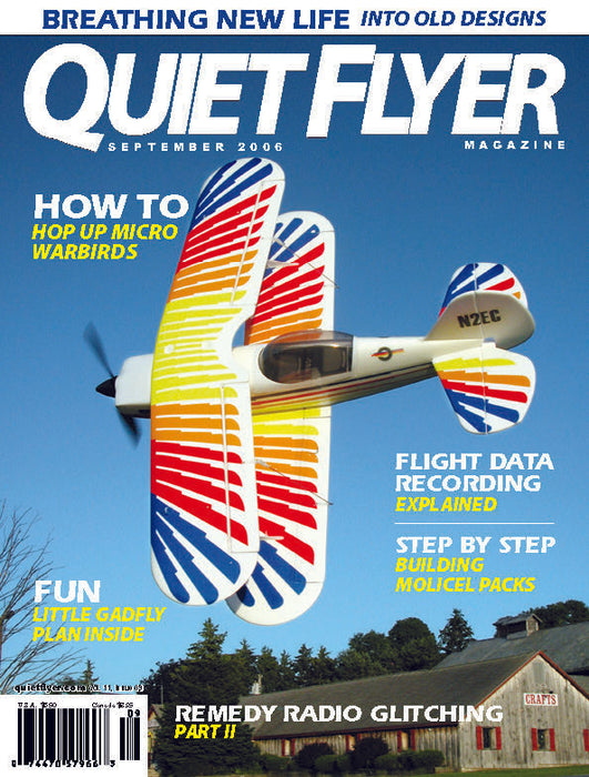 RC-SF - 2006 (Vol-11-09 September - Quiet Flyer)