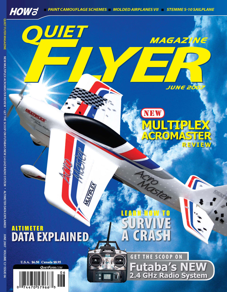 RC-SF - 2007 (Vol-12-06 June - Quiet Flyer)