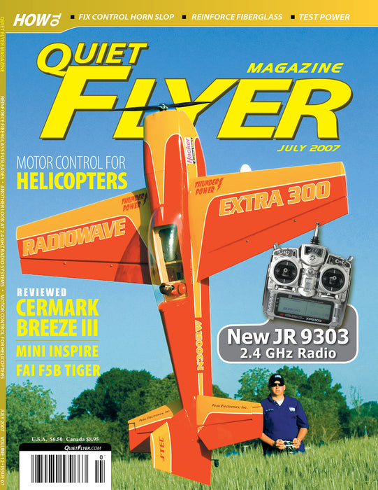 RC-SF - 2007 (Vol-12-07 July - Quiet Flyer)