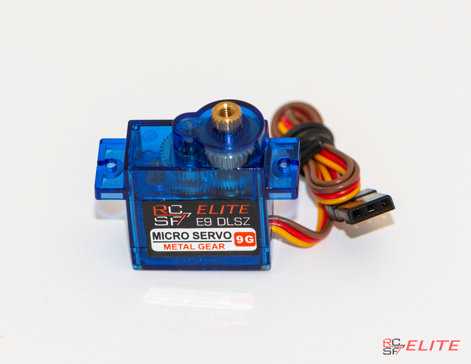 RCSF Elite E9DLSZ Coreless Nano Servo
