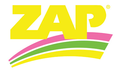 Zap the Leader in CA Adhesives