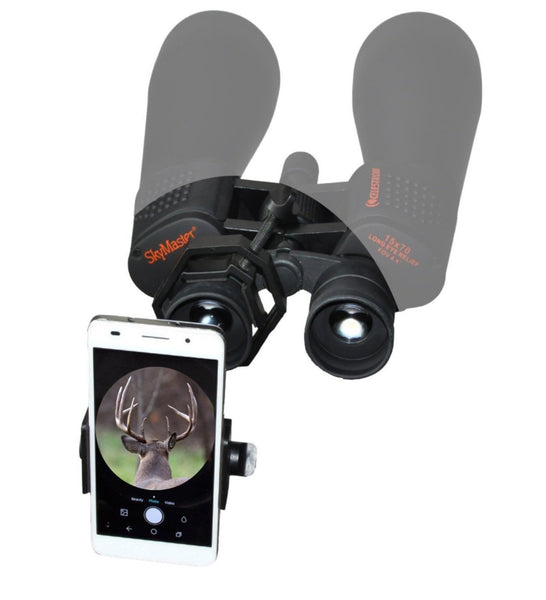 Universal Optic Mount Phone Camera Adapter