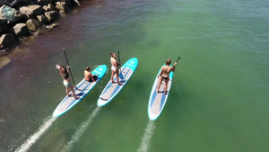 SUPjet Paddleboard SUPJet All-Around Electric Powered SUP Board