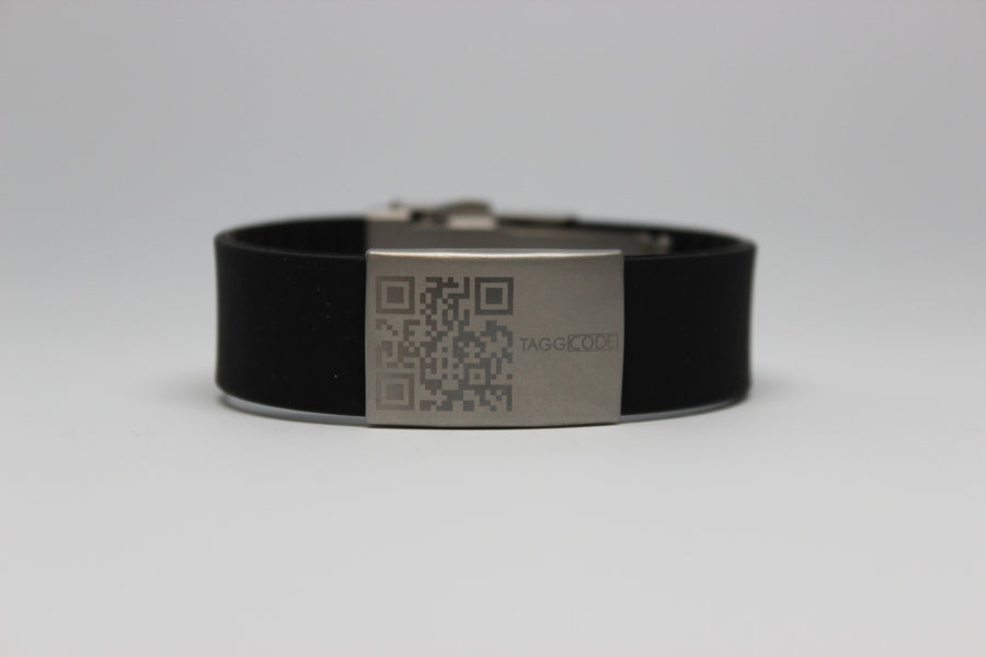 Tagg Code™ Sport Band | Pet / Bridle Tag Combo - Tagg Code