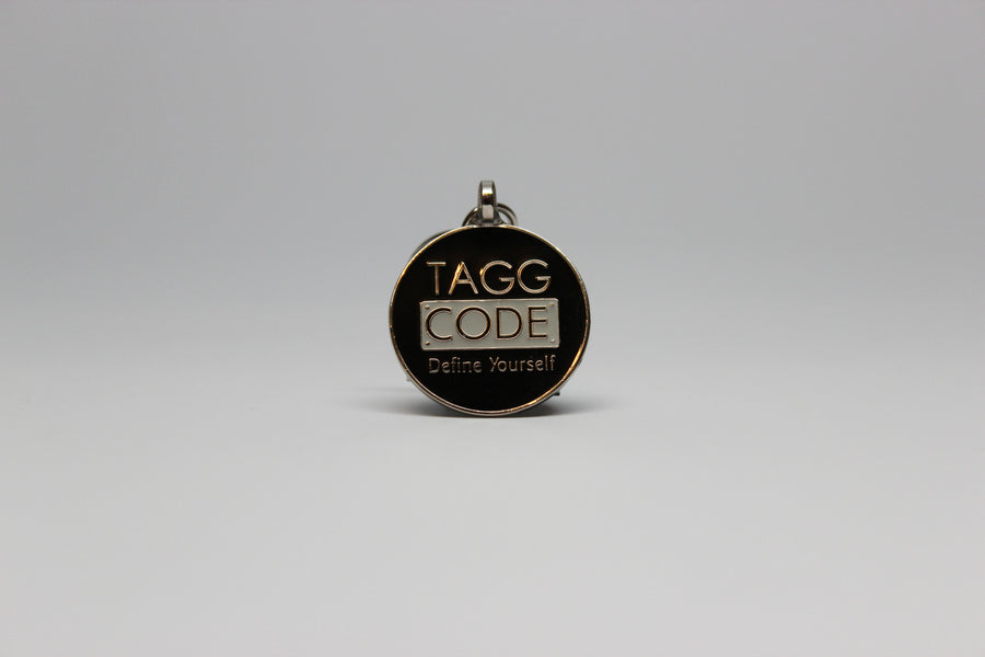 Tagg Code™ Pet Tag / Bridle Tag
