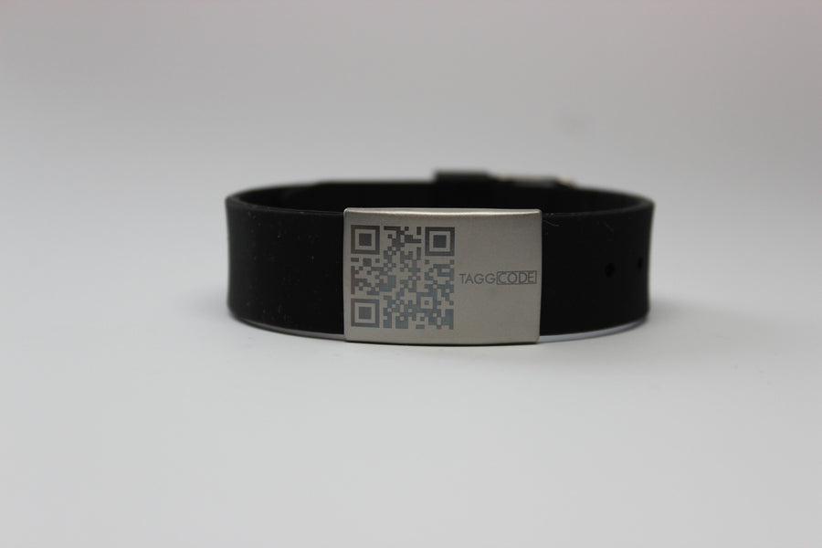 Tagg Code™ Sport Band with Buckle - Tagg Code