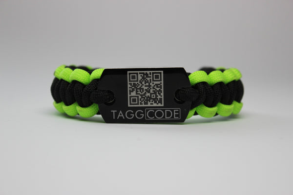 Tagg Code™ Survival Band - 550